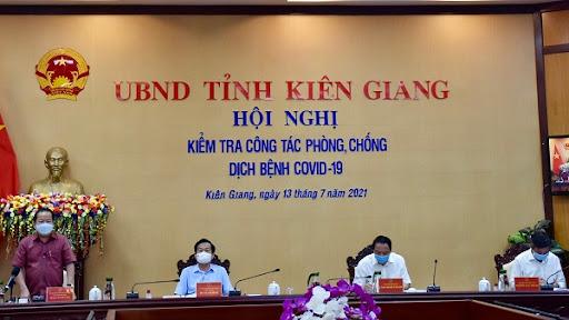 Kết luận của Chủ tịch UBND tỉnh Lâm Minh Thành tại cuội hợp giao ban kiểm tra công tác phòng chống dịch bệnh Covid-19