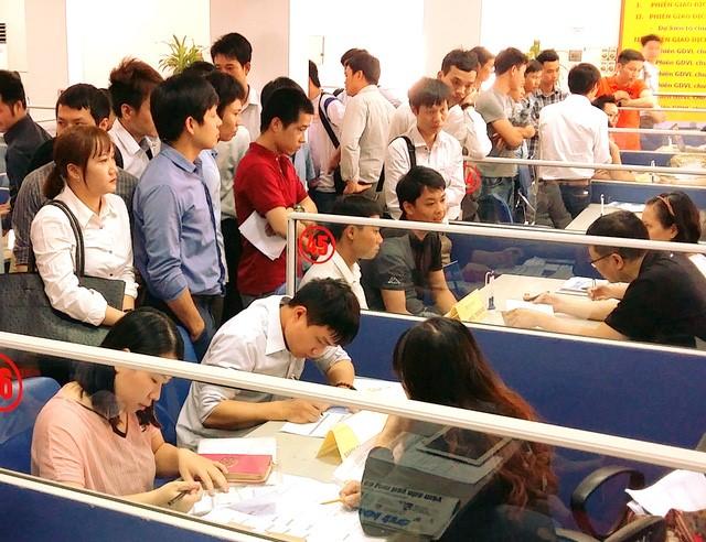 Thất nghiệp tại thành thị: Thanh niên chiếm 11,95%
